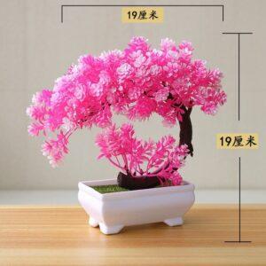 Artificial Plants Potted Bonsai Small Grass Tree Flowers Plants Fake Flowers Potted Ornaments For Home Garden 13.jpg 640x640 13