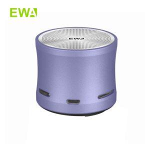 EWA A109Mini Bluetooth Speaker High Def Sound Remote Shutter Take TF Card Player Wireless Metal Portable