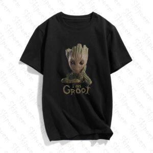 Fashion Muda Groot Kasual Pria T Shirt Vintage Estetika Gothic Harajuku Lengan Pendek Ukuran Plus Streetwear.jpg 640x640