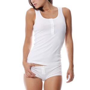 Pjamas Set for Women Femme Cotton Pijamas Sexy Top and Shorts Sleepwear Sleeveless Pajama Ladies Lingerie.jpg 640x640