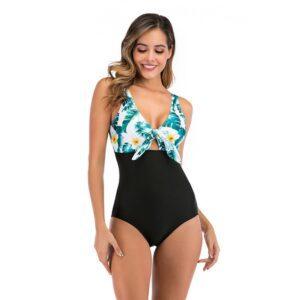 Retro Swimsuit One piece Suit Plus Size Swimwear Sexy One piece Swim Suits women s swimwear 2.jpg 640x640 2