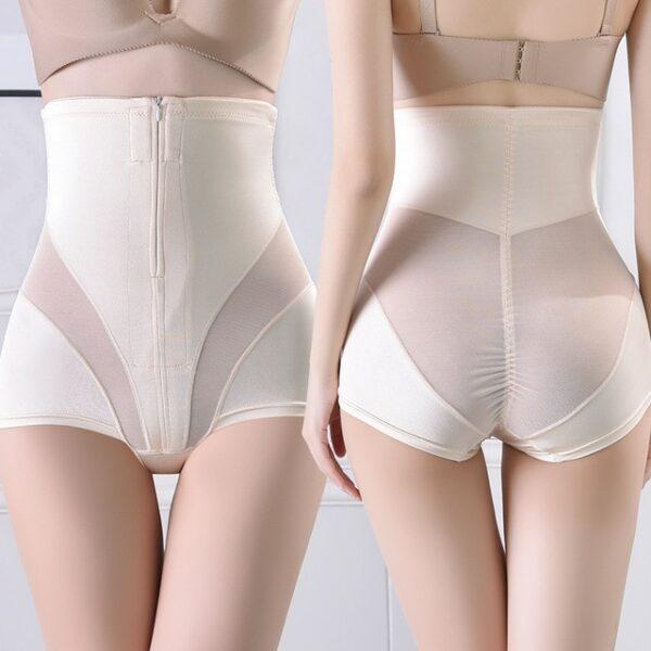 Women High Waist Shaping Panties Tummy Control Body Shaper Slimming Underwear Butt Lifter Seamless Panty Shaper 1.jpg 640x640 1