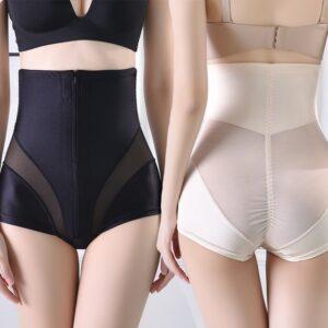Women High Waist Shaping Panties Tummy Control Body Shaper Slimming Underwear Butt Lifter Seamless Panty Shaper 3.jpg 640x640 3