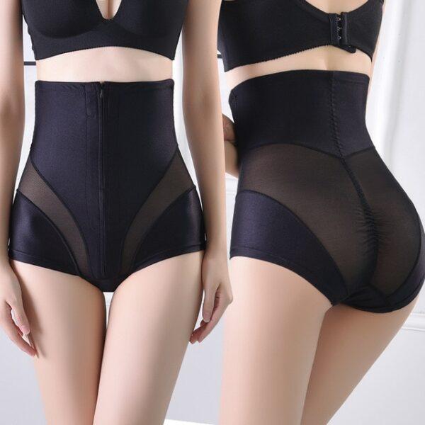 Women High Waist Shaping Panties Tummy Control Body Shaper Slimming Underwear Butt Lifter Seamless Panty Shaper.jpg 640x640