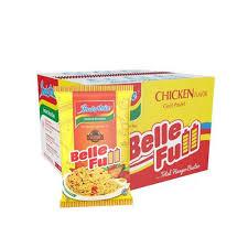 indomie chicken bellefull