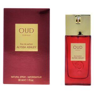 perfume oud pour elle alyssa ashley edp 75ml