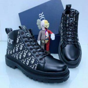 Dior combat boot 2
