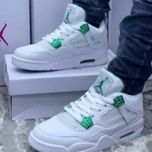 Nike Jordan 4 Retro white