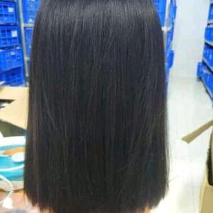 12 straight human hair 31040 for 2 super bundles super double drawn 1