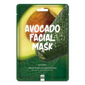 Envisha Avocado Extract Facial Sheet Mask