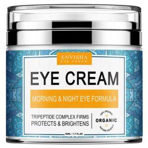 Envisha Eye Cream Morning and Night Eye Formula