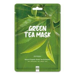 Envisha Green Tea Facial Sheet Mask