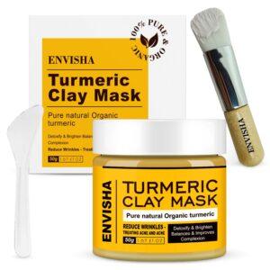 Envisha Turmeric Clay Mask