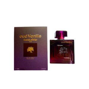 franck olivier oud vanille edp 100ml perfume for men
