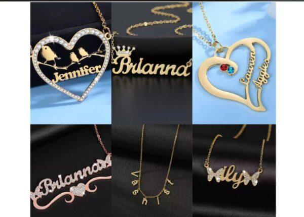 Customized necklace