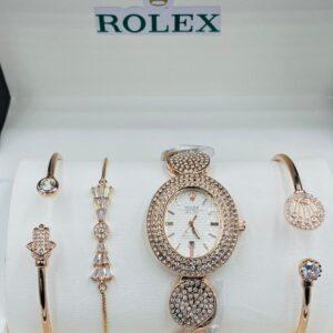 Rolex set with bracelet