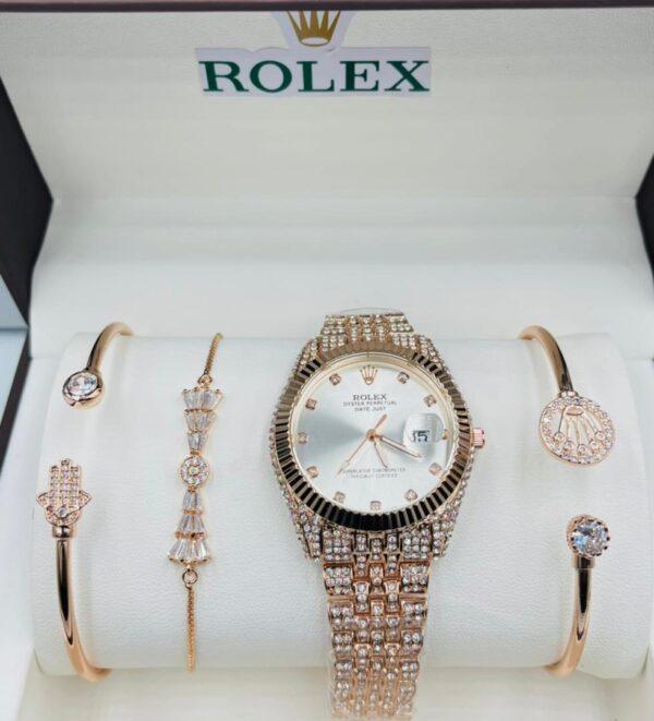 Rolex with bracelet 2
