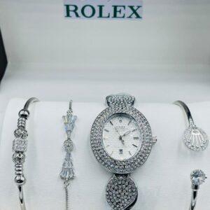 Rolex with bracelet 9