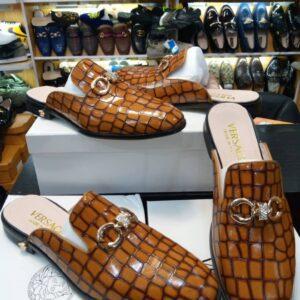 Versace halfshoe 2